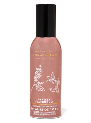 vanilla patchouli room spray