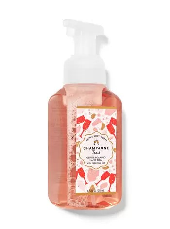 CHAMPAGNE TOAST HAND SOAP