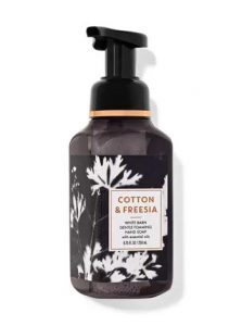 COTTON AND FREESIA HAND SOAP