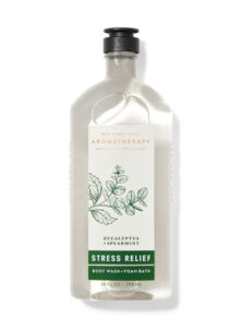 eucalyptus spearmint body wash