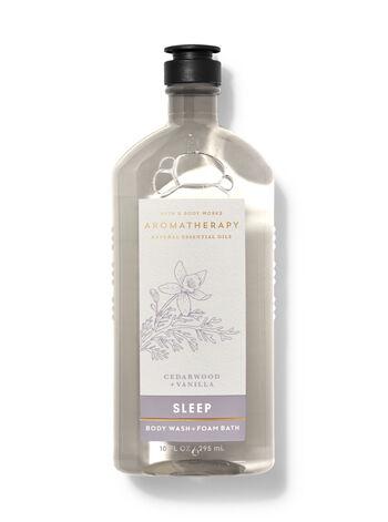 Cedarwood Vanilla Body Wash