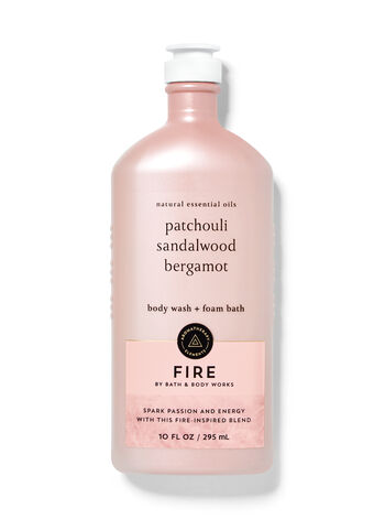 Fire Aromatherapy Body Wash