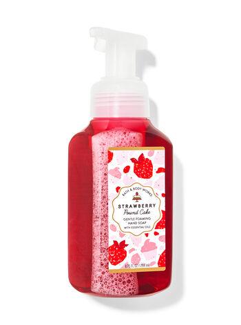 strawberry pound cake hand soap