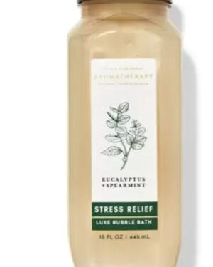 eucalyptus spearmint bubble bath