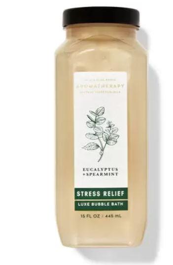 eucalyptus spearmint bubble bath