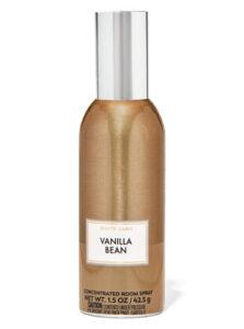 vanilla bean room spray