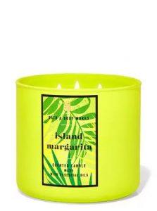 island margarita scented candle
