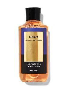 hero body wash
