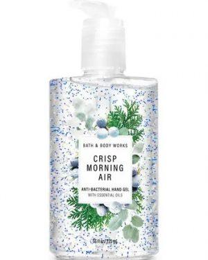 crisp morning air hand sanitizer
