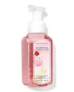 boardwalk vanilla cone hand soap